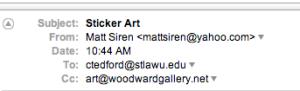 Siren email