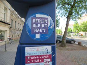 Berlin bleibt hart