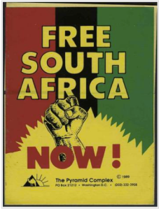 Free South Africa Now
